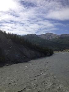 Alaska near Denali