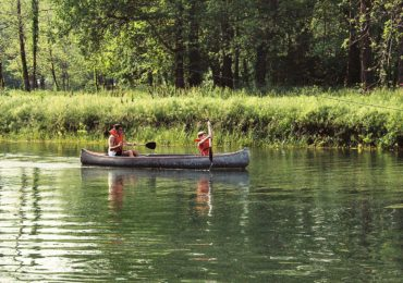 Idea for the Weekend: Go Canoeing