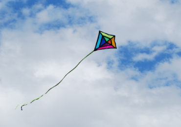 Activity for the Week: Fly a Homemade Kite