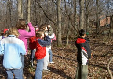 Activity of the Week: Become a Part of Outdoor Classroom Day