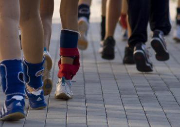 Idea for the Weekend: Practice for a Turkey Trot