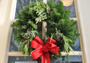 Idea for the Weekend: Make a Wreath
